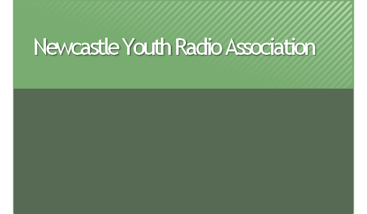 Newcastle Youth Radio Association